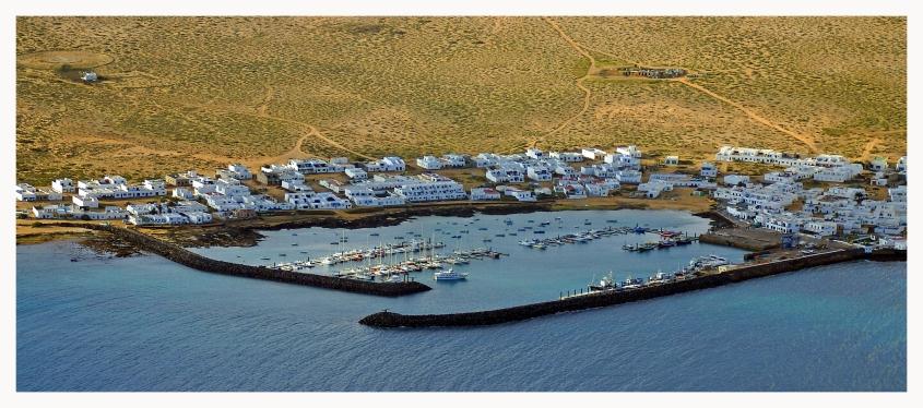Caleto del Sobo, Isla Graciosa, Kanarieöarna