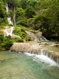 Cascades Waterfall Vanuatu