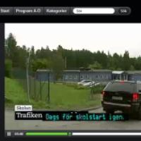 TV-inslag om Skyttorpsskolan
