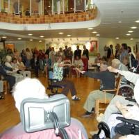 Tre platser för äldreboende