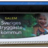 Salem tryggast 365 dagar om året