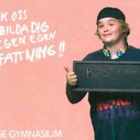 Struktur, resultat och bra skolmat på Rönninge gymnasium