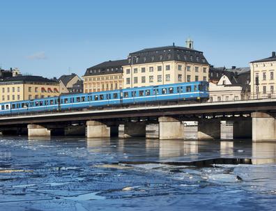Stockholm Public Transport