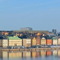 Stockholm - en tidig julimorgon