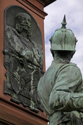 Denkmal deutsch-frazösischer Krieg in Bad Pyrmont