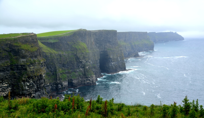 Cliffs of Moher, Liscannon, Irland