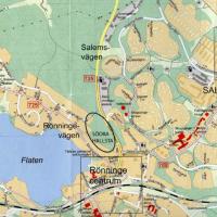Salems kommun köper Södra Hallsta av Stockholm stad