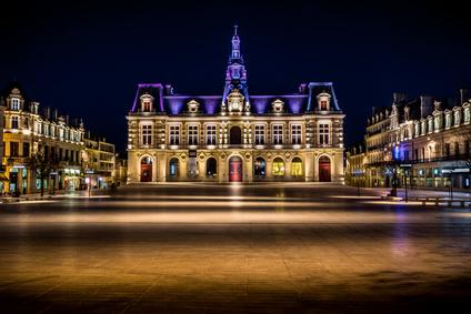 Rådhuset i Poitiers, Frankrike (www.fotolia.com)