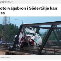 Södertörnskommunerna: Säkrare kapacitet över Södertälje kanal