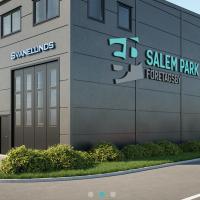 Invigning av Salem Park