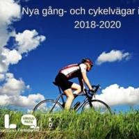Alliansens budgetförslag 2018-2020:  Nya gång- och cykelvägar